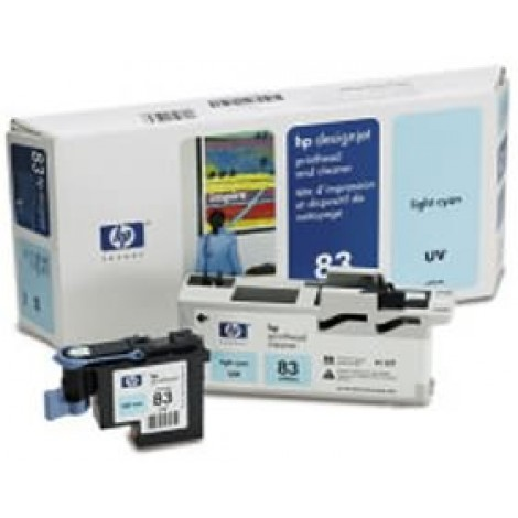 image else for Hp No 83 Uv Light Cyan Ph And Cleaner C4964a C4964A