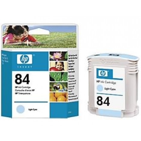 image else for Hp No 84 Ink Cartridge Cyan C5017a C5017A