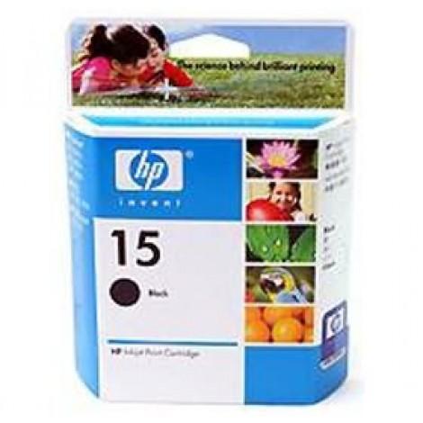 image else for Hp C6615da Hp No.15 Black Inkjet Cartridge, For Deskjet 810c, 812c, 840c C6615DA