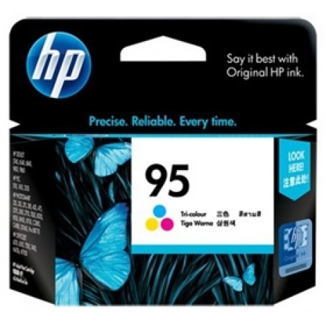 image else for Hp 95 Ink Cartridge Tri-colour C8766wa C8766WA