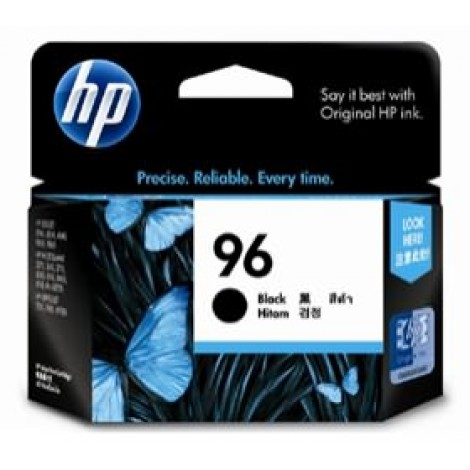 image else for Hp C8767wa Hp No.96 High Volume Black Inkjet Cartridge C8767WA