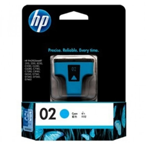 image else for Hp 02 Ink Cartridge Cyan C8771wa C8771WA