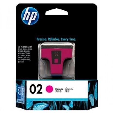 image else for Hp C8772wa Hp 02 Ap Magenta Ink Cartridge C8772WA