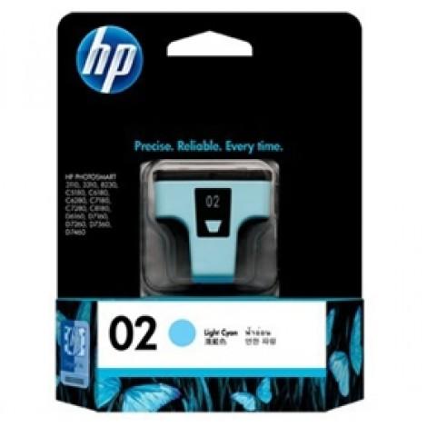 image else for Hp 02 Ink Cartridge Light Cyan C8774wa C8774WA