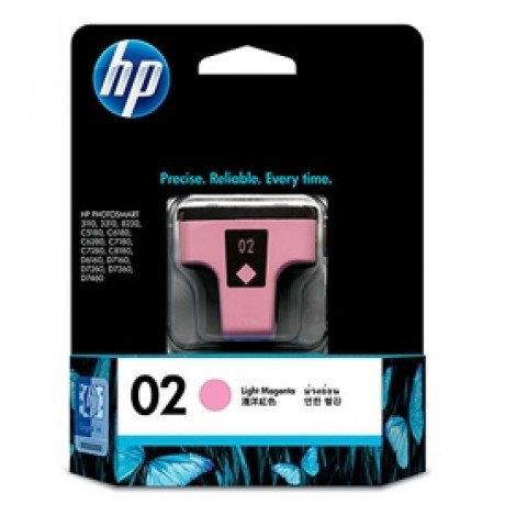 image else for Hp 02 Ink Cartridge Light Magenta C8775wa C8775WA