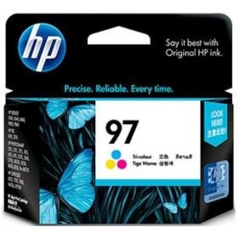 image else for Hp 97 Ink Cartridge Tri-color C9363wa C9363WA