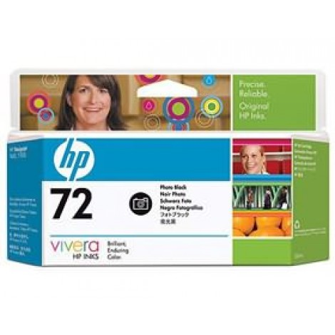 image else for Hp No 72 Ink Cartridge 130ml Black Photo C9370a C9370A