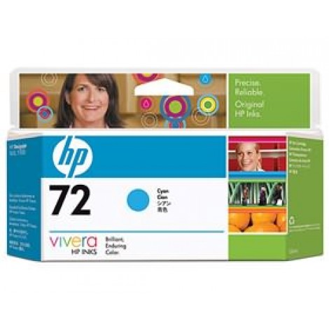 image else for Hp No 72 Ink Cartridge 130ml Cyan C9371a C9371A