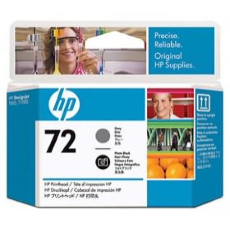 image else for Hp 72 Printhead Gray & Black Photo C9380a C9380A