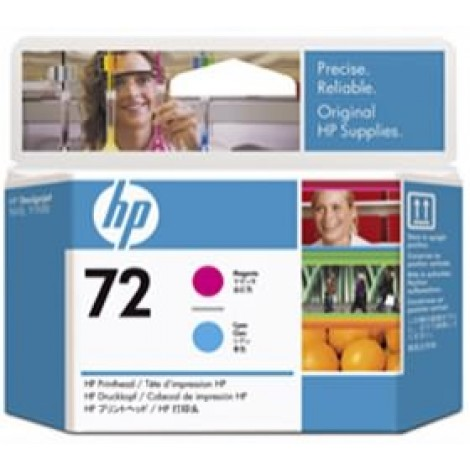 image else for Hp 72 Printhead Magenta & Cyan C9383a C9383A