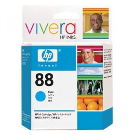 image else for Hp 88xl Large Ink Cartridge Cyan C9391a C9391A