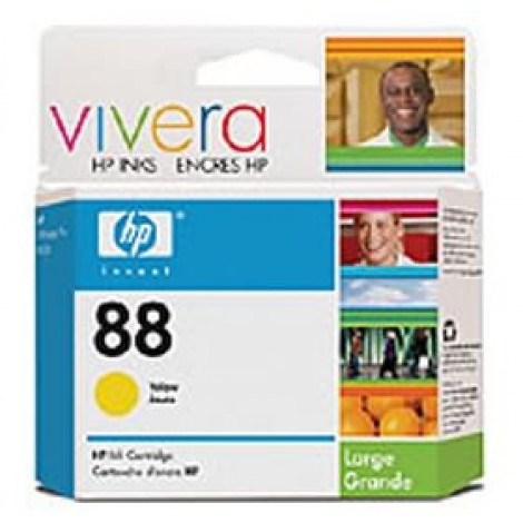 image else for Hp 88xl Large Ink Cartridge Yellow C9393a C9393A