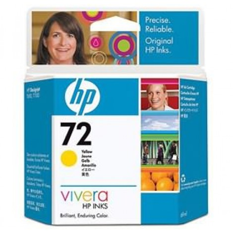 image else for Hp No 72 Ink Cartridge 69-ml Yellow C9400a C9400A