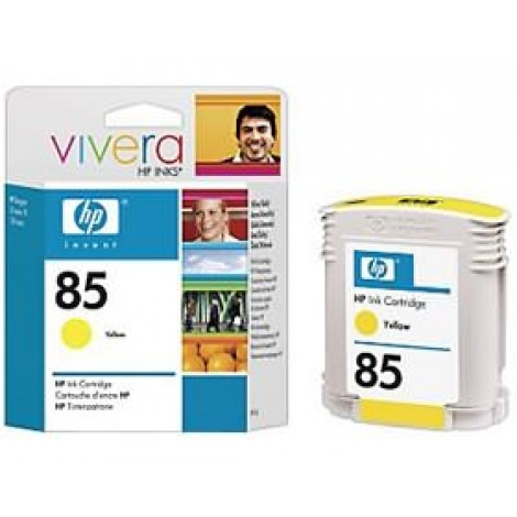 image else for Hp No 85 Ink Cartridge Yellow C9427a C9427A