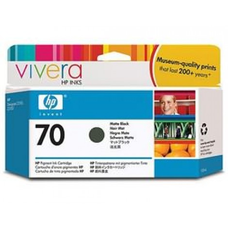 image else for Hp No 70 Ink Cartridge 130 Ml Black C9448a C9448A