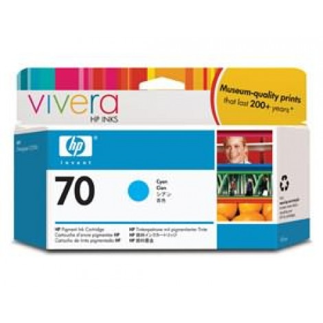 image else for Hp No 70 Ink Cartridge 130 Ml Cyan C9452a C9452A