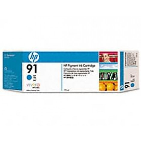 image else for Hp No 91 Ink Cartridge 775ml Cyan C9467a C9467A