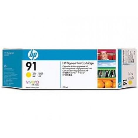 image else for Hp 91 Ink Cartridge 775ml Yellow C9469a C9469A