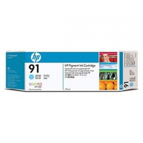 image else for Hp 91 Ink Cartridge 775ml Light Cyan C9470a C9470A