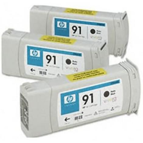 image else for Hp 91, 3 Ink Multi Pack Matte Black C9480a C9480A