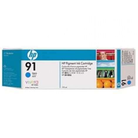 image else for Hp 91, 3 Ink Multi Pack Cyan C9483a C9483A