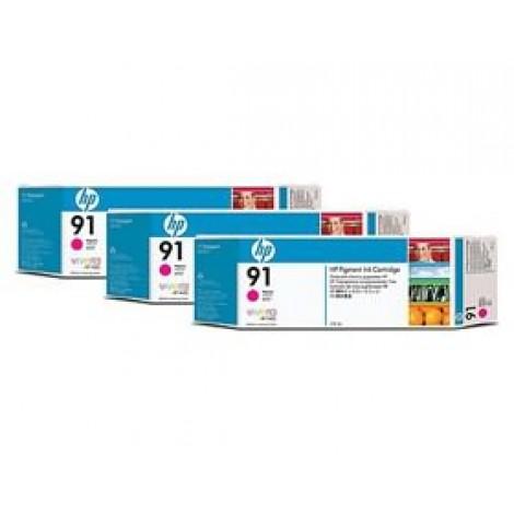 image else for Hp 91, 3 Ink Multi Pack Magenta C9484a C9484A