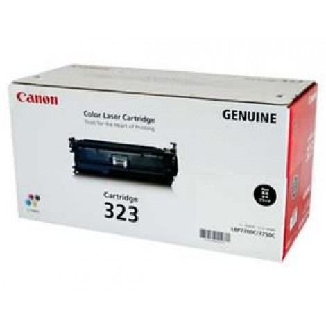image else for Canon Cart323bk Black Toner Cart For Lbp7750cdn Cart323bk CART323BK