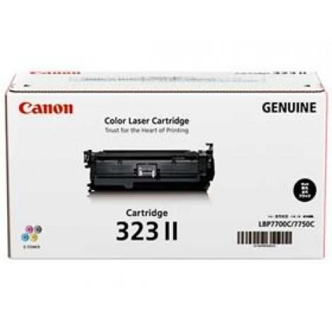 image else for Canon Cart323bkii Black Toner Cart For Lbp7750cdnhigh Yield Cart323bkii CART323BKII
