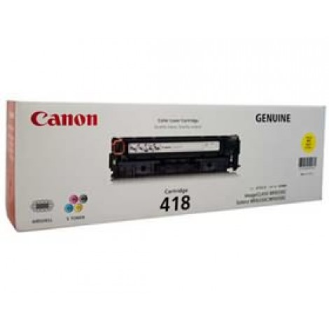 image else for Canon Cart418y Yellow Toner Cart For Mf8350cdn Cart418y CART418Y