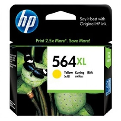 image else for Hp Cb325wa Hp 564xl Yellow Ink Cartridge 81255 CB325WA