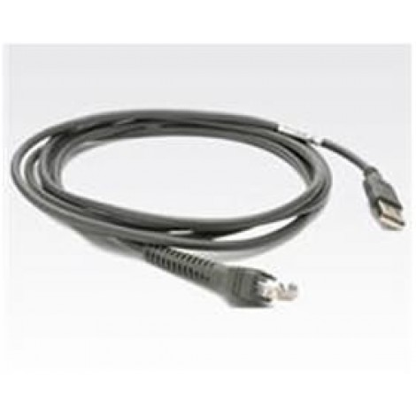 image else for Motorola 7ft Usb Cable Series A Connector Straight Cba-u01-s07zar CBA-U01-S07ZAR