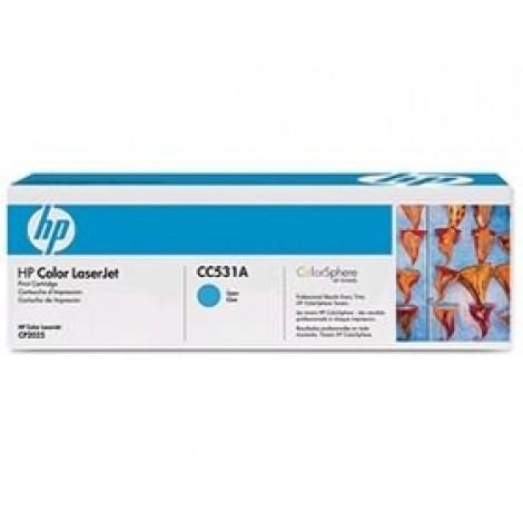 image else for Hp Cc531a Toner Cartridge Cyan Cc531a CC531A