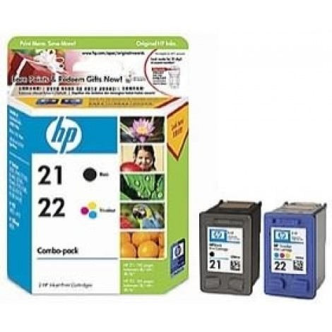 image else for HP CC630AA HP 21/ 22 INKJET COMBO PACK CC630AA