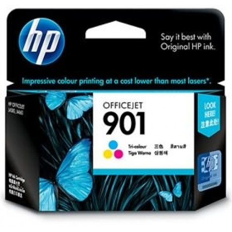 image else for Hp 901 Ink Cartridge Tri-color Cc656aa CC656AA