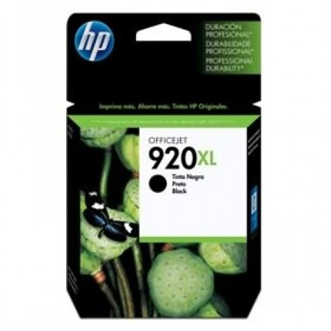 image else for HP CD975AA HP 920XL BLACK INK CARTRIDGE-OFFICEJET 6500 CD975AA