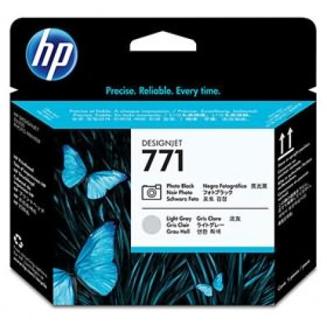 image else for Hp Print Head No 771 Black Light Gray For D Ce020a CE020A