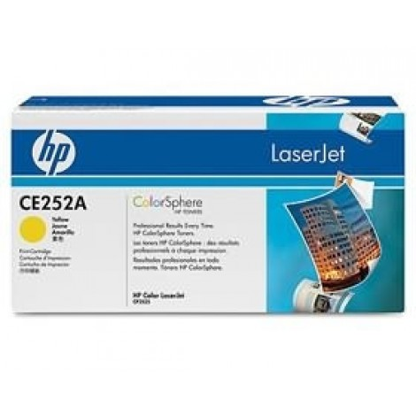 image else for Hp Yellow Cartridge For Cp3520 Ce252a CE252A