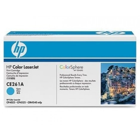 image else for Hp Ce261a Toner Cartridge Cyan Ce261a CE261A