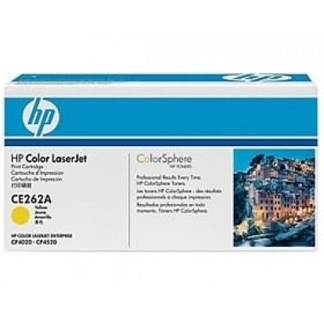 image else for Hp Ce262a Toner Cartridge Yellow Ce262a CE262A