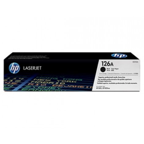 image else for Hp Ce310a Toner Cartridge Black Ce310a CE310A