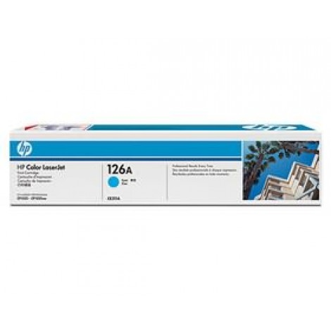 image else for Hp Ce311a 126a Cyan Laserjet Print Cp1025 Cartridge CE311A