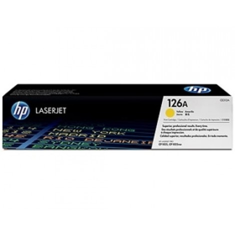 image else for Hp Ce312a Toner Cartridge Yellow Ce312a CE312A