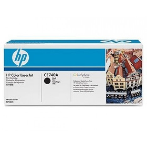 image else for Hp Ce740a Toner Cartridge Black Ce740a CE740A