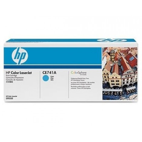 image else for Hp Ce741a Toner Cartridge Cyan Ce741a CE741A