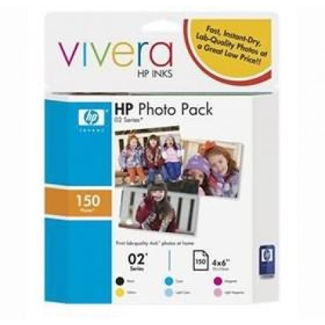 image else for Hp 02 Photo Value Pack Advance Cg849aa CG849AA