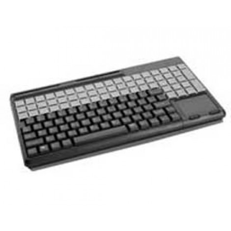 image else for Cherry Spos 135 Key Prog Usb Bl 135 Keys Fully Programmable With Qwerty & Numeric Keypads, G86-61400EUADAA