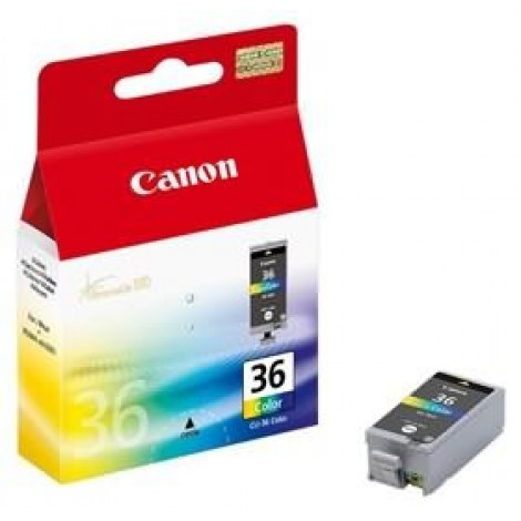 image else for Canon Cli36c Four Colour Ink Tank For Mini260, Ip100 Cli36c CLI36C