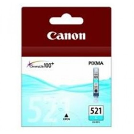image else for Canon Cyan Ink Cart For Ip4600 Cli521c Cli521c CLI521C