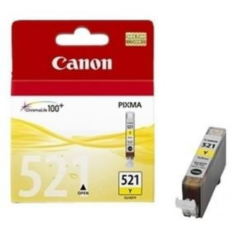 image else for Canon Yllw Ink Cart For Ip4600 Cli521y Cli521y CLI521Y