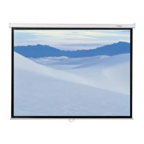 "image else for Redleaf 75"" Manual Ht Screen, 1140 X 1530, 4:3 Video Format, Matt White Surface"